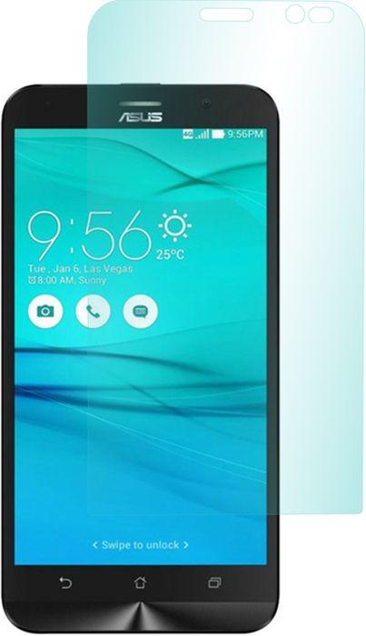 Skinbox Gloss защитное стекло для Asus Zenfone Go (ZB551KL)2000000092805Защитное стекло Skinbox Gloss для Asus Zenfone Go (ZB551KL) обеспечивает надежную защиту сенсорного экрана устройства от большинства механических повреждений и сохраняет первоначальный вид дисплея, его цветопередачу и управляемость. В случае падения стекло амортизирует удар, позволяя сохранить экран целым и избежать дорогостоящего ремонта. Стекло обладает особой структурой, которая держится на экране без клея и сохраняет его чистым после удаления.