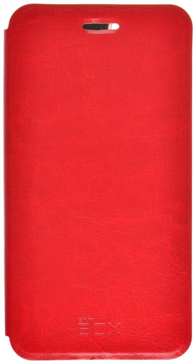 Skinbox Lux чехол для Lenovo K5/K5 Plus, Red