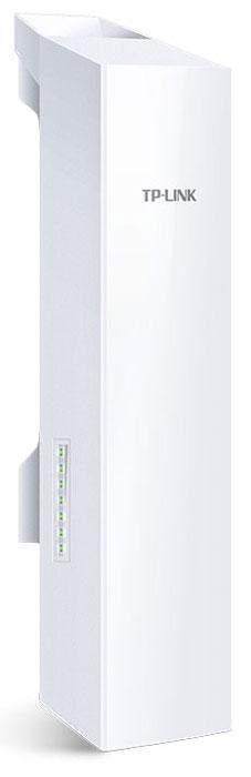 TP-Link CPE220 наружная беспроводная точка доступаCPE220Наружная Wi-Fi точка доступа TP-Link CPE220 является недорогим и качественным решением для обеспечения беспроводного подключения вне помещения. Благодаря централизованному ПО для управления сетью устройство идеально подходит для подключения по схеме точка-точка, точка-многоточка, а также для создания Wi-Fi доступа вне помещения. Высокая производительность и удобный дизайн делают TP-Link CPE220 идеальным выбором для предприятий и конечных пользователей. Чипсет уровня Enterprise от Qualcomm Atheros, высокомощные антенны, специально разработанный корпус и поддержка питания по стандарту PoE обеспечивают превосходную работу точки доступа TP-Link CPE220 практически в любом климате. Рабочая температура устройства находится в диапазоне от -30 °С до +70 °С. Точка доступа предназначена для использования вне помещения и подходит для беспроводной передачи данных на расстоянии 13 км+. Устройство прошло эксплуатационные испытания. При увеличении...