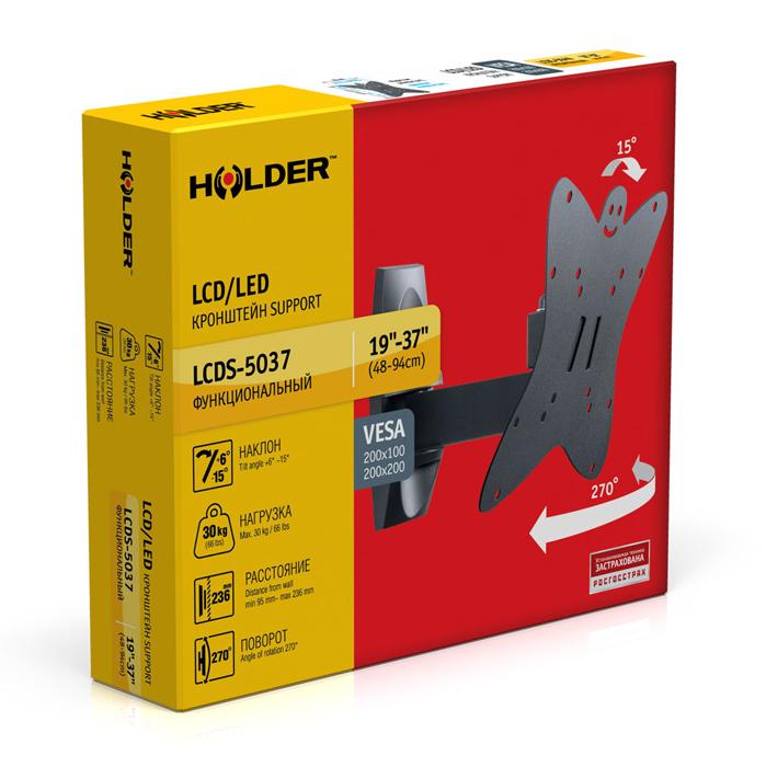 Holder LCDS-5037, Metallic кронштейн для ТВ