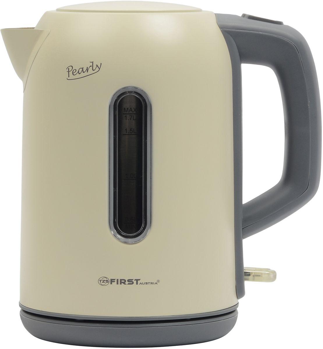 First FA-5411-7, Yellow электрический чайник