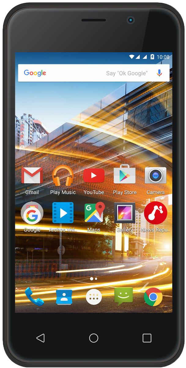 Archos 40 Neon40 NeonArchos 40 Neon – сбалансированный и доступный смартфон. 4-дюймовый экран достаточно большой, чтобы наслаждаться видео на ходу. Устройство оснащено современным четырёхъядерным процессором, который обеспечивает отличную производительность. Играя в игры или просматривая интернет-страницы, вы получите комфортный опыт работы. Это универсальный смартфон, которым удобно работать одной рукой. Мощное устройство в ваших руках. Archos 40 Neon использует производительный четырёхъядерный процессор, который способен справляться с требовательными приложениями. Многозадачность – одна из особенностей модели. Наслаждайтесь играми и приложениями, как никогда раньше. Вы любите делать фотографии? Тогда Archos 40 Neon это то, что вам нужно. С помощью основной 5 Мп камеры можно делать потрясающие фотографии везде. Фронтальная камера отлично подходит для селфи. Доступ к рабочим и личным контактам на одном устройстве. Вы можете одновременно использовать SIM-карты ...