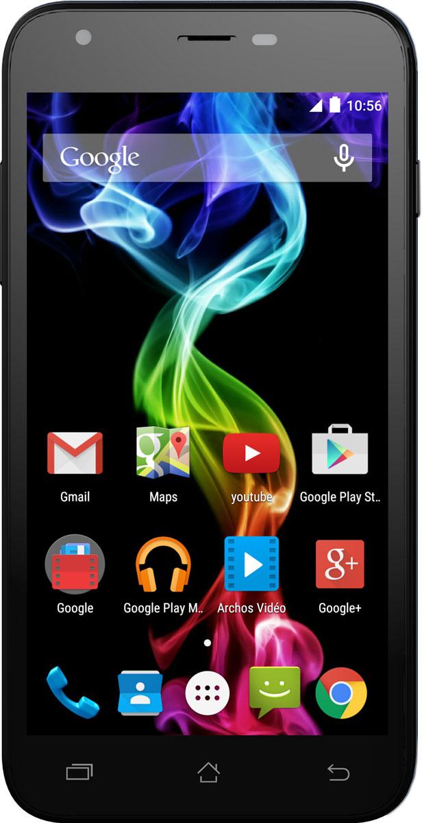 Archos 50c Platinum50c PlatinumНаслаждайтесь возможностями Android Lollipop 5.1 на роскошном 5-дюймовом HD-экране Archos 50c Platinum. С удивительной IPS-экраном, используемым в Archos 50c Platinum, вы получите лучше углы обзора и отличную яркость, которая не меркнет даже при ярком дневном свете. Ваше видео и фотографии будут выглядеть потрясающе благодаря высокому разрешению экрана. Archos 50c Platinum оснащен современным четырехъядерным процессором (1,3 ГГц), мощности которого достаточно для запуска ваших приложений, игр и интернет серфинга на ходу. Делайте великолепные снимки, записывайте видео в HD-качестве, используя основную 13 Мп камеру. С помощью фронтальной камеры Archos 50c Platinum оставайтесь на видеосвязи с друзьями и семьей. Широкие возможности поддержки двух сим-карт в Archos 50c Platinum позволяют управлять сетями двух разных провайдеров одновременно, в результате чего две ваши мобильные подписки работают совместно и присутствуют в одном...