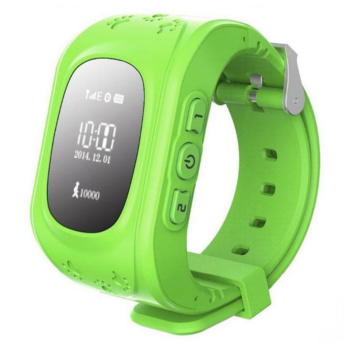 Кнопка жизни К911, Green часы-телефон с GPS-геолокацией9110104Часы-телефон Кнопка жизни К911 имеют встроенный GPS. Как это работает и какие возможности дает? Управление функцией GPS осуществляется посредством приложения доступного на AppStore и PlayMarket. Интуитивно понятный интерфейс приложения максимально упрощает настройку и открывает богатые функциональные возможности. Определение местоположения Дает возможность в режиме реального времени следить за перемещениями ребенка на электронных картах (Google). Вы получаете полную информацию о том, где находится и как перемещается ваш ребенок в любой момент времени. Гео-зоны Возможность установить желаемую безопасную зону, например р-н школы, двора и др. При выходе ребенка за границы гео-зоны вы получаете уведомление и можете перезвонить и уточнить причину и ситуацию. История перемещений Запись и хранение истории перемещения ребенка (все точки на карте, дата и точное время). При желании ее можно просмотреть как видеоролик. Можете узнать...