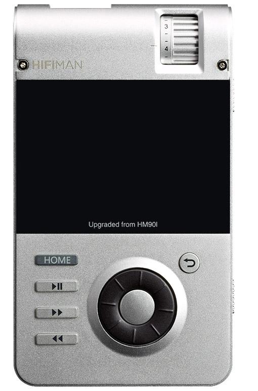 HiFiMAN HM901U Power Card Hi-Res плеер15118497ЖК дисплей, съемный модуль балансного усилителя, 2 ЦАПа ES9018 , форматы аудио DSD (DFF), WAV, FLAC, ALAC (M4A), AIFF, AAC, APE, MP3, WMA, OGG, поддержка SD карт до 256 Гб, время работы до 9 часов, 72х117х27мм, 200г