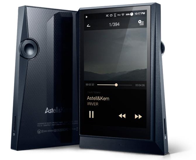 Astell&Kern AK300 64Gb, Black MP3-плеер