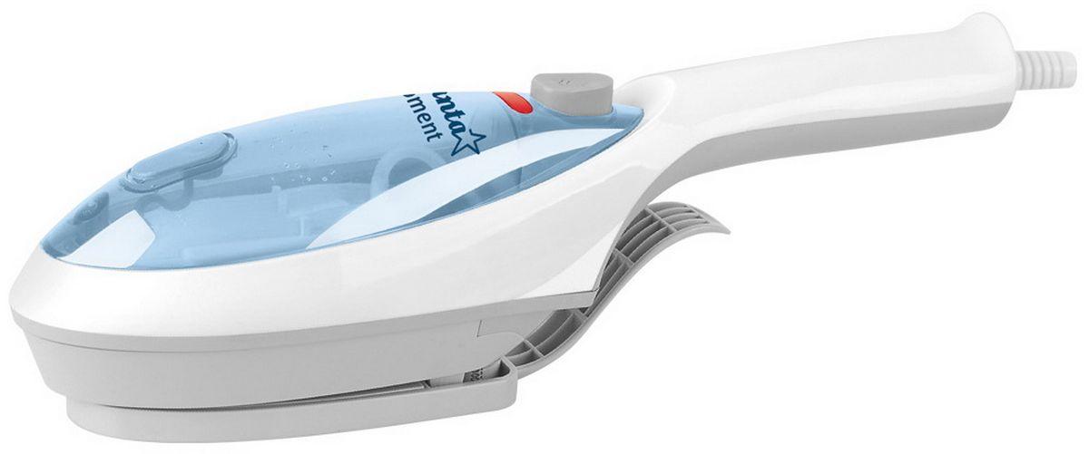 Atlanta ATH-5681 щетка-отпаривательATH-5681Щетка паровая Atlanta ATH-5681 поможет быстро привести в порядок вашу одежду. В отличие от обычного утюга, прибор более компактен. В комплекте присутствует специальная насадка-зажим для стрелок, насадка с ворсинками от пуха и ворса, насадка с щетиной от загрязнений.