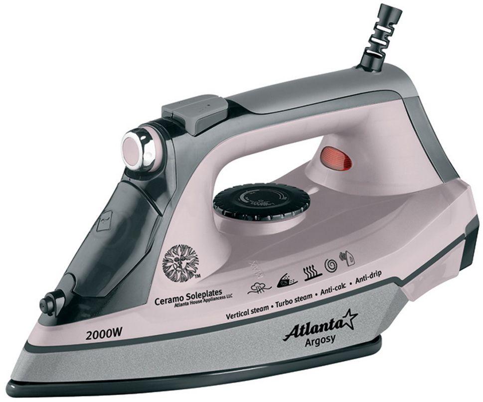 Atlanta ATH-5535, Pink утюг
