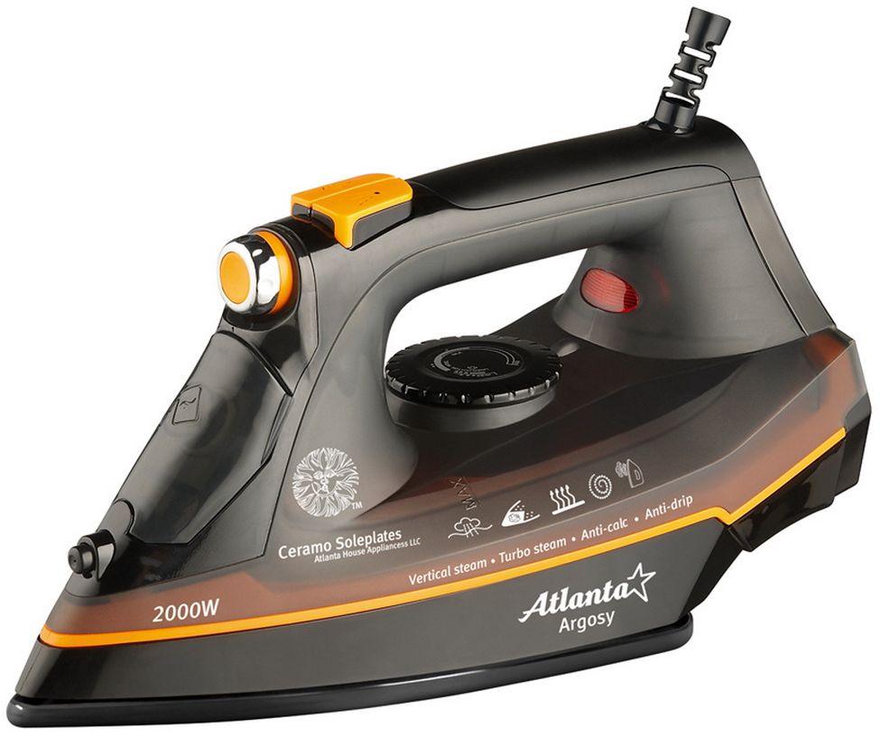 Atlanta ATH-5535, Black утюг