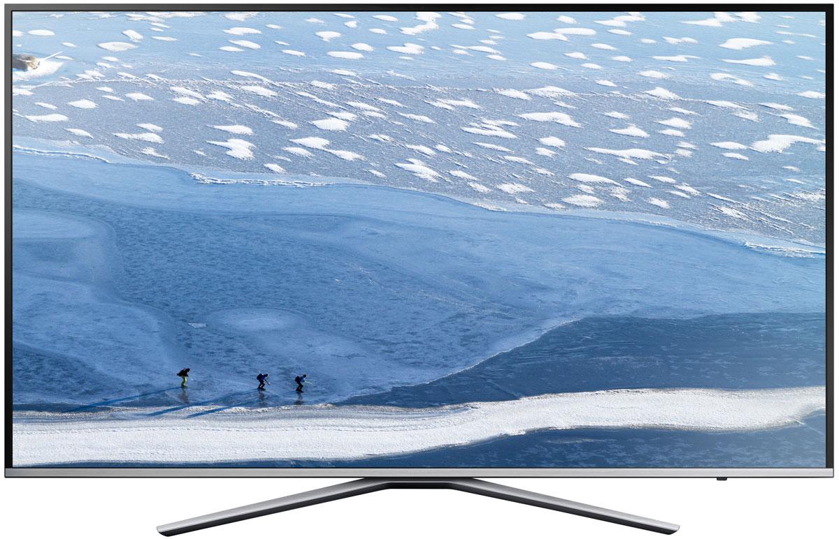 Samsung UE43KU6400UX телевизорUE43KU6400UXRUSamsung UE43KU6400UX - современный UHD телевизор с поддержкой Smart TV. Благодаря функции HDR Premium при просмотре HDR контента вы сможете разглядеть детали в светлых участках изображения, которые не были видимы раньше. Вы сможете получить впечатления от просмотра HDR контента как в настоящем кинотеатре прямо в своей комнате. Кристальная чистота цвета и богатая цветовая палитра настолько захватят ваше внимание, что вам покажется, будто происходящее на экране - реальность. Оцените ширину диапазона передачи цветовых оттенков и естественность цвета, обеспечиваемых технологией Samsung Active Crystal colour. Ощутите потрясающую детализацию UHD разрешения, в 4 раза превышающее разрешение Full HD. Благодаря естественной цветопередаче и высокой яркости вы откроете для себя совершенно новый мир изображения. Процессор Samsung UHD Picture Engine позволяет улучшить качество изображения до UHD уровня, даже если исходный видеосигнал имеет...