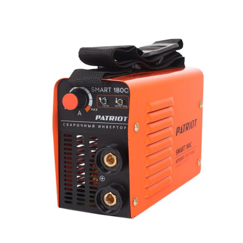 Аппарат сварочный Patriot SMART 180C MMA 605301836