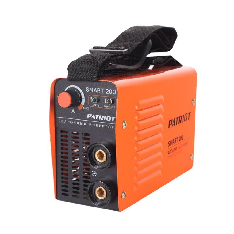 Аппарат сварочный Patriot SMART 200 MMA 605301840