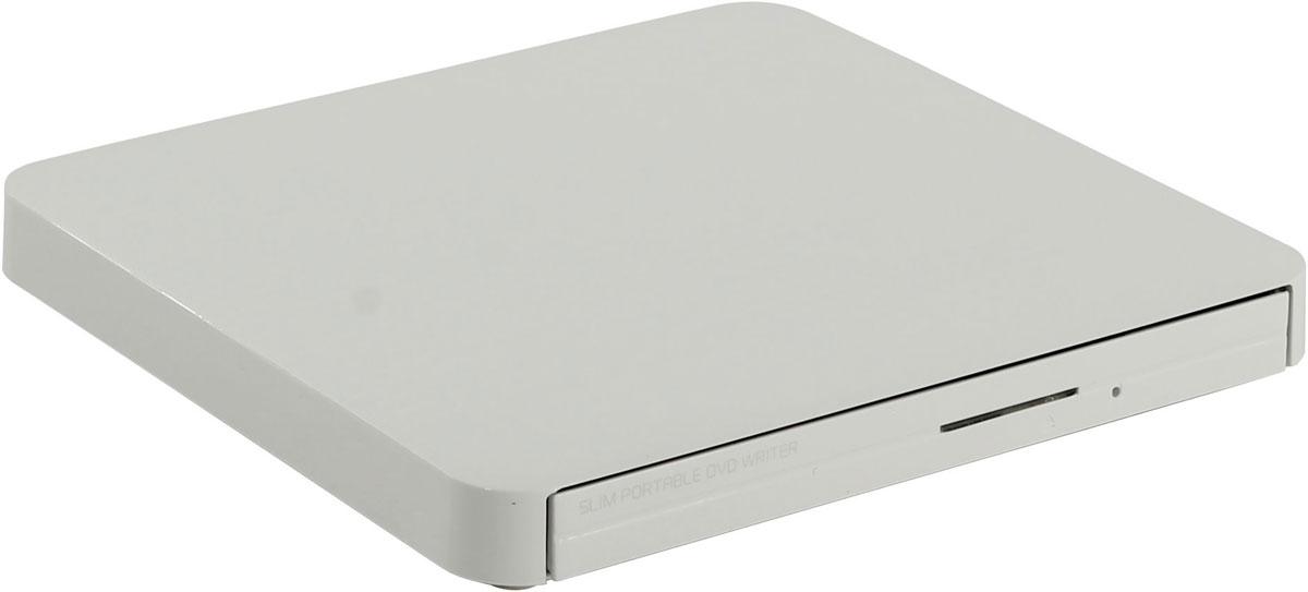 LG GP50NW41, White внешний оптический привод