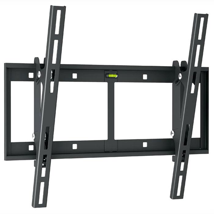 Holder LCD-T4609-B, Black кронштейн для ТВLCD-T4609-BУсиленное основание Увеличенное по размеру и толщине металла основание Holder LCD-T4609-B обеспечивает надежное крепление техники весом до 60 кг. Конструкция основания равномерно распределяет нагрузку на кронштейн. Система Double Hook Конструкция опоры с двойным крюком обеспечивает двойную надежность фиксации ТВ на кронштейне. Нагрузка на планку основания распределяется равномерно. Автоматическая защелка Auto Lock Специальная защелка легко фиксирует ТВ на кронштейне за один щелчок. Защелка на опоре срабатывает автоматически. Сталь ГОСТ 1055-88 Высокопрочная сталь толщиной 2 мм обеспечивает максимальную надежность кронштейна. Дополнительная страховка Кронштейн Holder LCD-T4609-B крепится к стене на 4 винта. Также в конструкции предусмотрены 4 дополнительных страховочных отверстия. Система Smart setting Основание кронштейна можно выровнять по горизонту благодаря крепежным отверстиям...