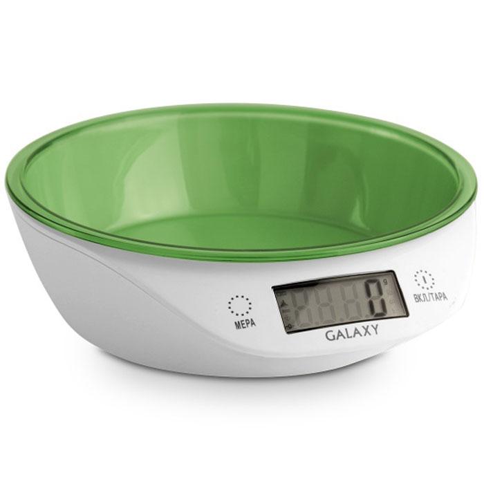 Galaxy GL 2804, Green весы кухонные