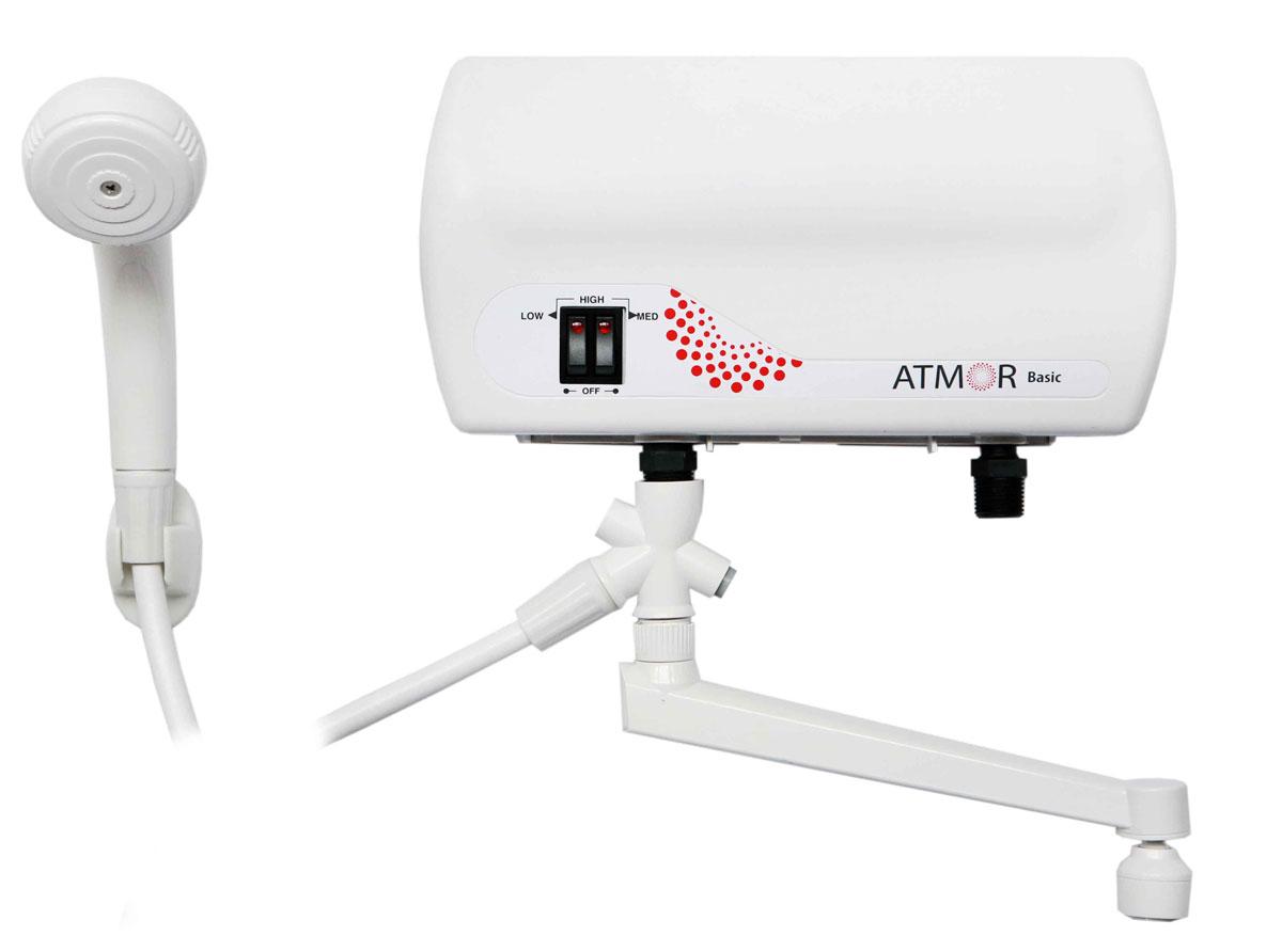 Atmor Basic 5000 Комби водонагреватель проточный