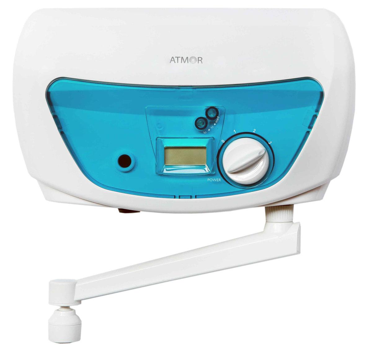 Atmor Platinum Tri Кухня водонагреватель проточный PLATINUM Tri 5кВт, кухня