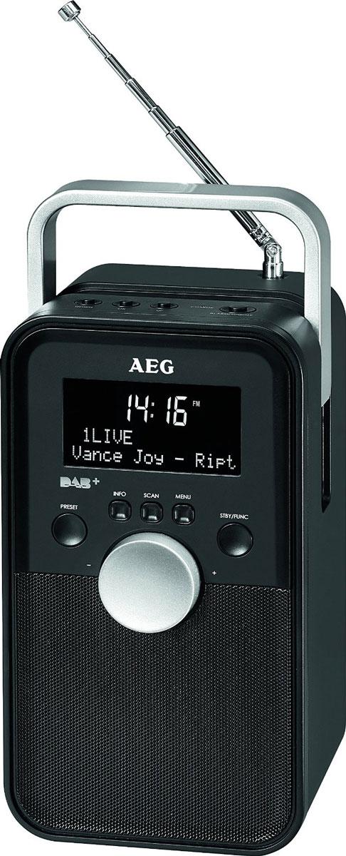 AEG DR 4149 DAB+ радиоприемник