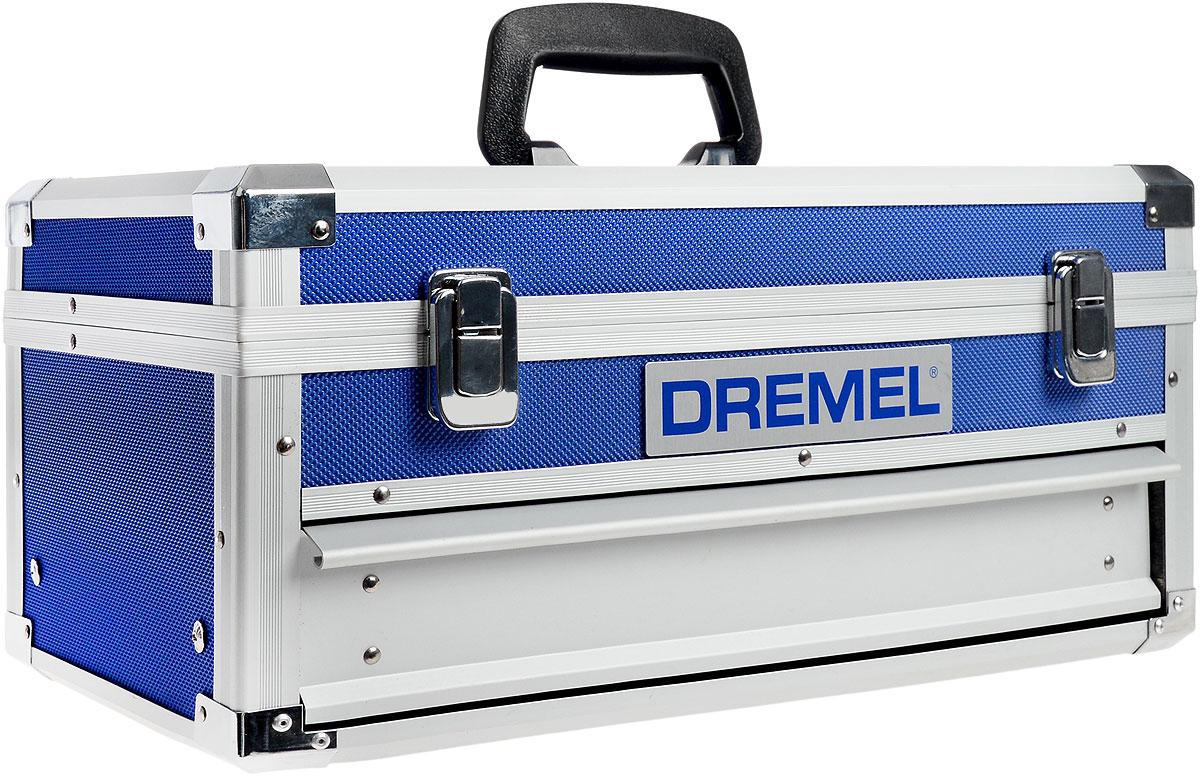 Инструмент аккумуляторный многофункциональный Dremel 8200F0138200KRВыполняйте все работы по дому с помощью всего лишь одного многофункционального инструмента Dremel 8200. Изделие работает от литий- ионного аккумулятора 10,8 В и не уступает по мощности сетевым многофункциональным инструментам. Время зарядки не превышает 1 часа, что позволяет быстро завершить работу. Ускорьте установку сменных насадок с помощью гаечного ключа, встроенного в наконечник EZ Twist. Переходите от резки и шлифке к абразивной обработке и полированию в кратчайшие сроки. Тормоз двигателя мгновенно останавливает вращение насадки после выключения инструмента, и вы можете сразу отложить его в сторону, чтобы перейти к следующему этапу работы. Особенности инструмента: 3-светодиодный индикатор заряда для контроля заряда аккумулятора. Инновационный наконечник EZ Twist: для смены насадок не требуется ключ. Выключатель отделен от кнопки блокировки шпинделя, что предотвращает случайную активацию стопора. Ползунковый переключатель скорости для...