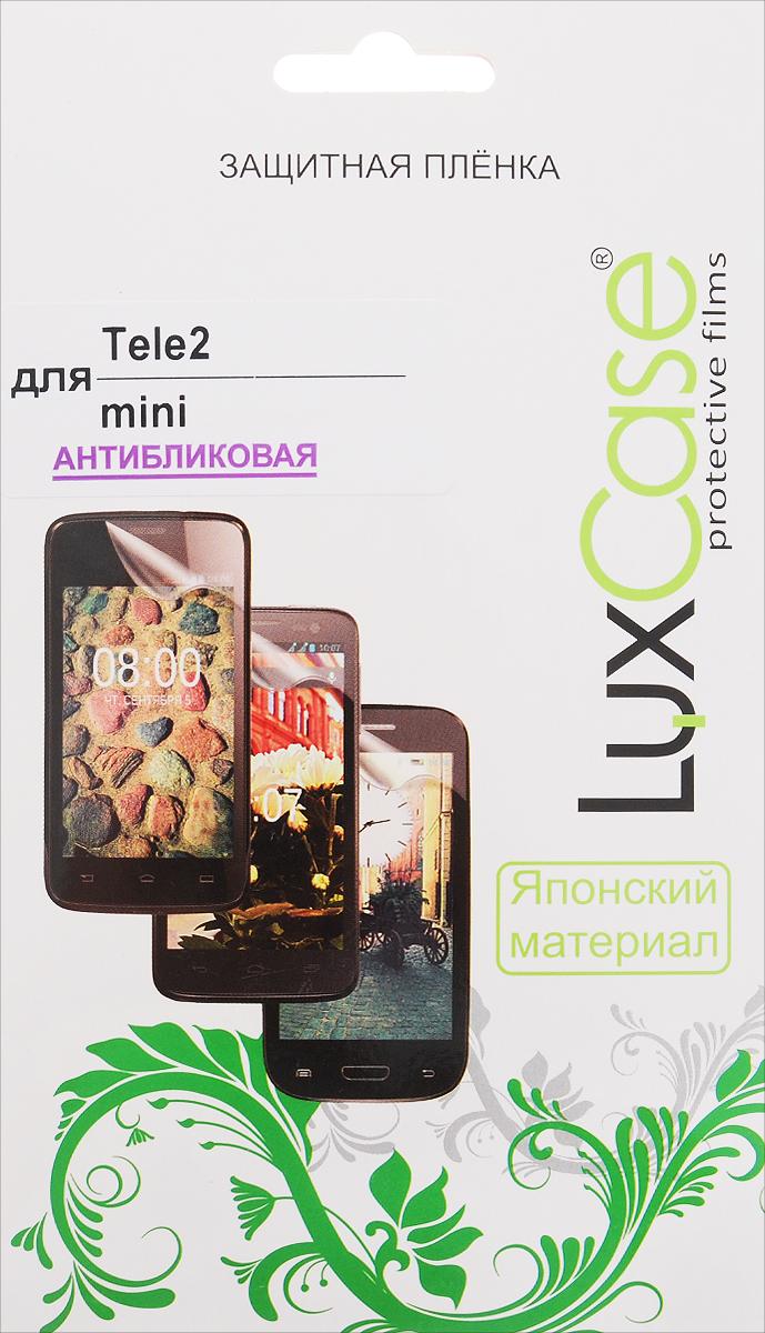 LuxCase защитная пленка для Tele2 Mini, антибликовая