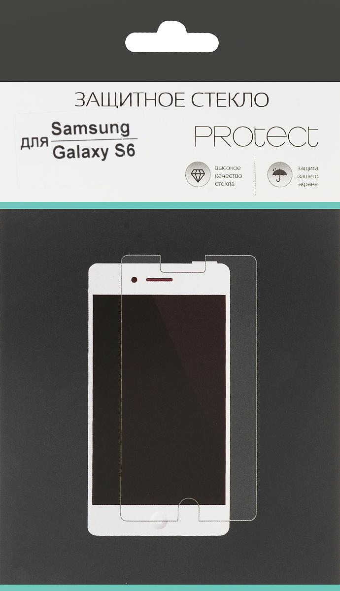 LuxCase Protect защитное стекло для Samsung Galaxy S6, суперпрозрачное40026Защитное стекло LuxCase Protect для Samsung Galaxy S6 обеспечивает надежную защиту сенсорного экрана устройства от большинства механических повреждений и сохраняет первоначальный вид дисплея, его цветопередачу и управляемость. В случае падения стекло амортизирует удар, позволяя сохранить экран целым и избежать дорогостоящего ремонта. Стекло обладает особой структурой, которая держится на экране без клея и сохраняет его чистым после удаления.