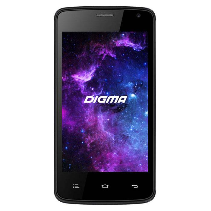 Digma Linx A400 3G, Dark GreyLT4001PGСмартфон Digma Linx A400 3G – компактная модель с четырехдюймовым сенсорным экраном и небольшими размерами, которые дают возможность управления функциями устройства одной рукой и помогают потреблять совсем небольшое количество энергии. Заряда батареи смартфона хватает примерно для 9 часов разговора или 15 дней работы в режиме ожидания. Встроенный высокосортной передатчик Wi-Fi позволяет вам быстро установить соединение с точкой доступа. Две SIM-карты дают возможность сочетать наиболее выгодные тарифные планы для голосового общения или мобильного интернета. Современный четырехъядерный процессор легко справляется с работой в режиме многозадачности. Смартфон Digma Linx A400 3G оснащен двумя камерами: основная 2-мегапиксельная со светодиодной вспышкой поможет вам получить четкие снимки даже при слабом освещении. Фронтальная камера позволит делать звонки по видеосвязи. Функция GPS без труда определит местоположение пользователя, поможет построить маршрут...