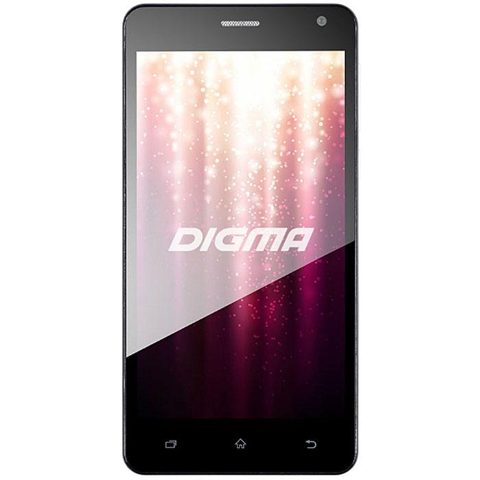 Digma Linx A500 3G, Graphite