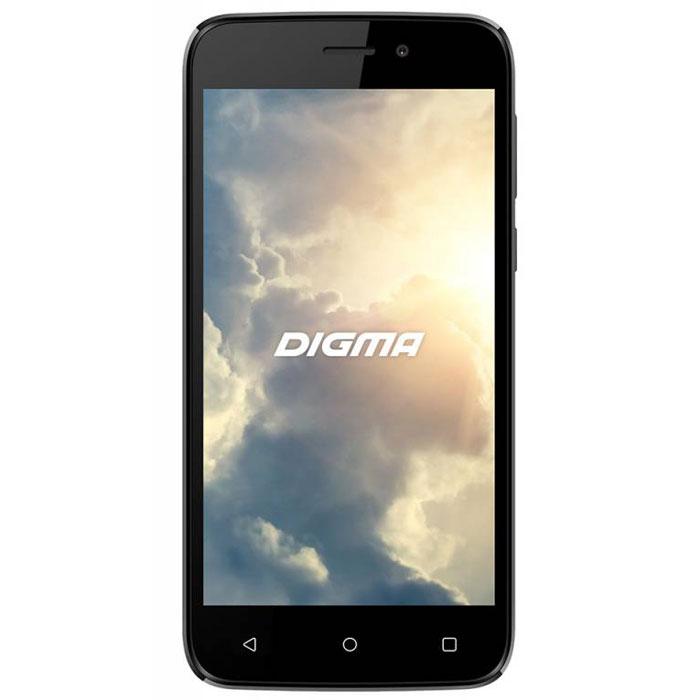 Digma Vox G450 3G, Black