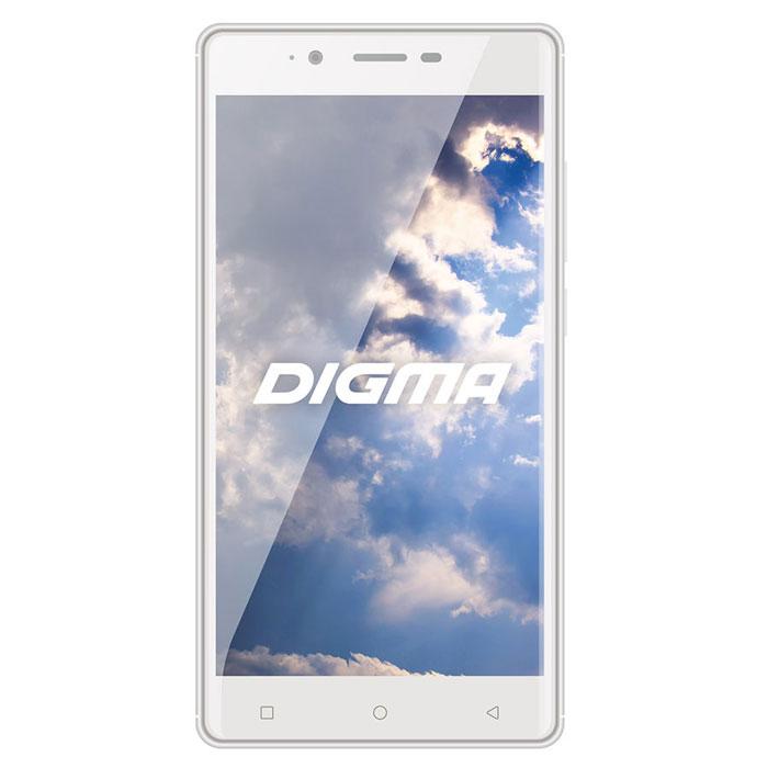 Digma Vox S502 3G, WhiteVS5003MGСмартфон Digma VOX S502 3G - компактная модель с 5,5-дюймовым сенсорным экраном и небольшими размерами, которые дают возможность управления функциями устройства одной рукой и помогают потреблять совсем небольшое количество энергии. Заряда батареи смартфона хватает примерно для 27 часов разговора или 18 дней работы в режиме ожидания. Встроенный высокосортной передатчик Wi-Fi позволяет вам быстро установить соединение с точкой доступа. Две SIM-карты дают возможность сочетать наиболее выгодные тарифные планы для голосового общения или мобильного интернета. Современный четырехъядерный процессор легко справляется с работой в режиме многозадачности. Смартфон Digma VOX S502 3G оснащен двумя камерами: основная 8-мегапиксельная со светодиодной вспышкой поможет вам получить четкие снимки даже при слабом освещении. Фронтальная камера с разрешением 2 мегапикселя позволит делать звонки по видеосвязи. Функция GPS без труда определит местоположение пользователя,...