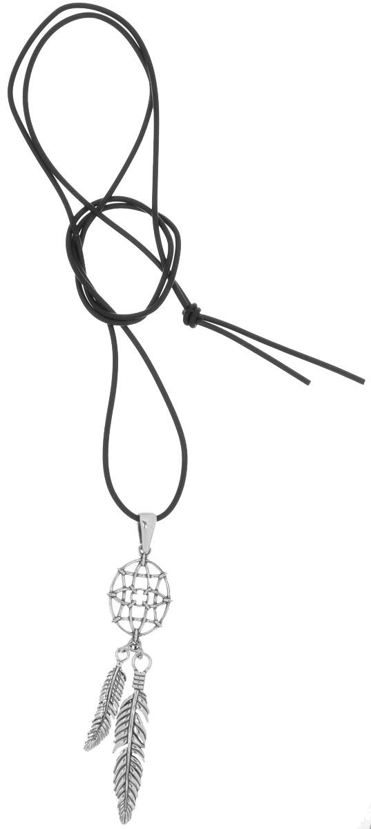Jenavi, Коллекция Feather, Чит (Кулон), цвет - сереброf6843990Коллекция Feather, Чит (Кулон) гипоаллергенный ювелирный сплав,Черненое серебро, вставка без вставок, цвет - серебро