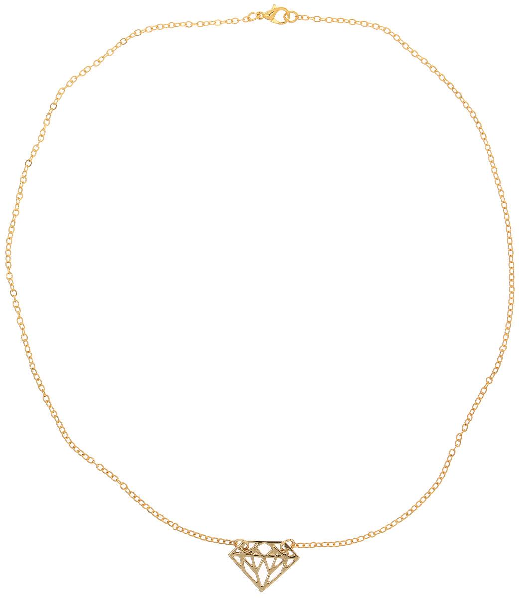 Jenavi, Коллекция Young 2, Эпик (Кулон), цвет - золотой