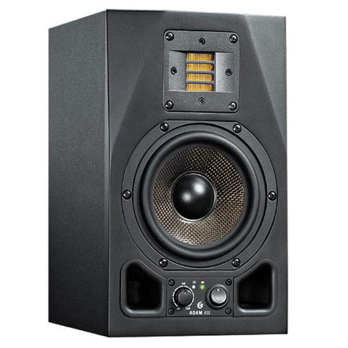 ADAM A5X, Black мониторная акустика (1 шт.) MCI45991