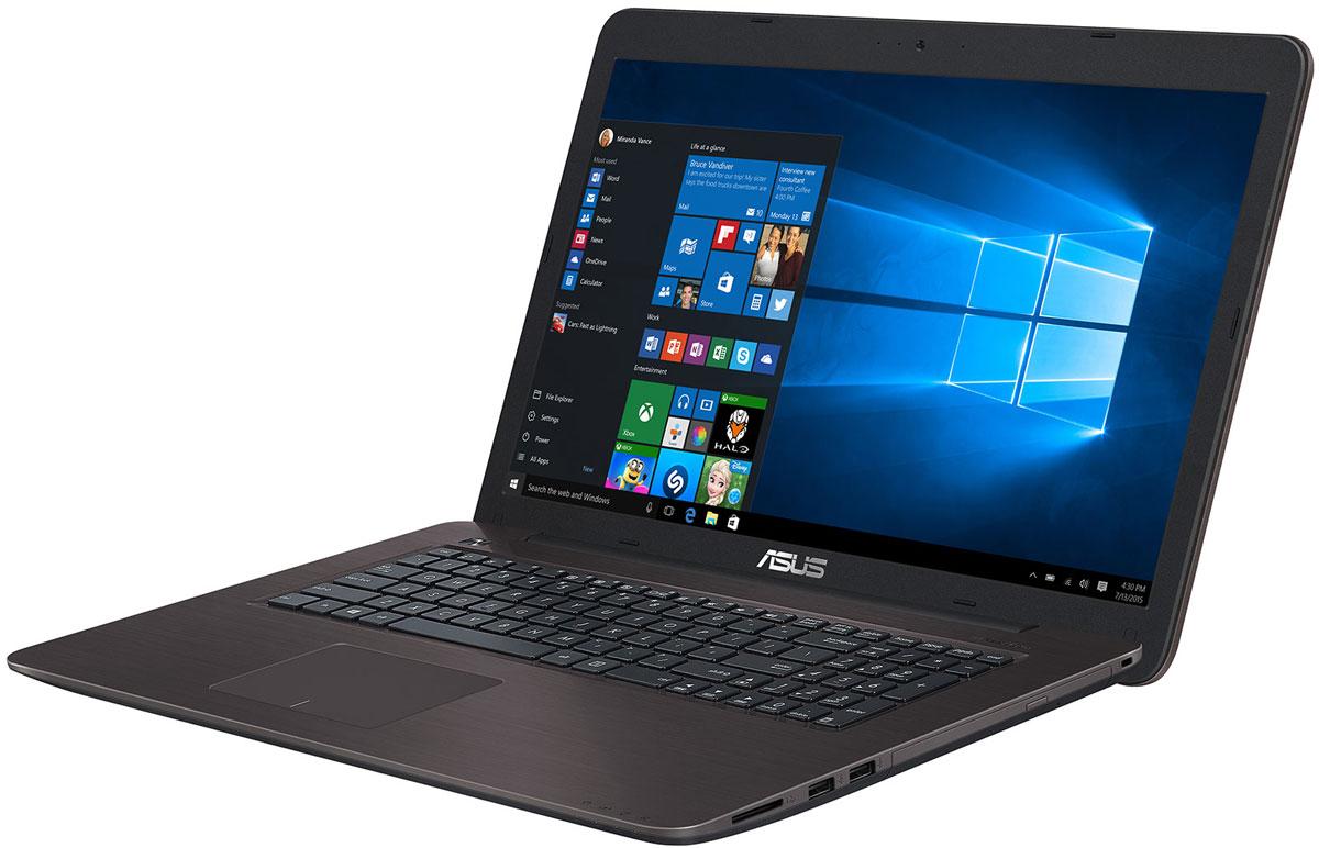 Asus K756UJ (K756UJ-T4072T) ноутбуки