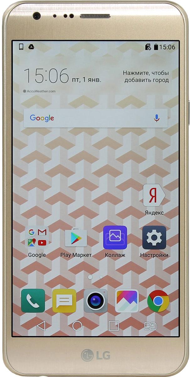 LG X cam K580DS, Gold