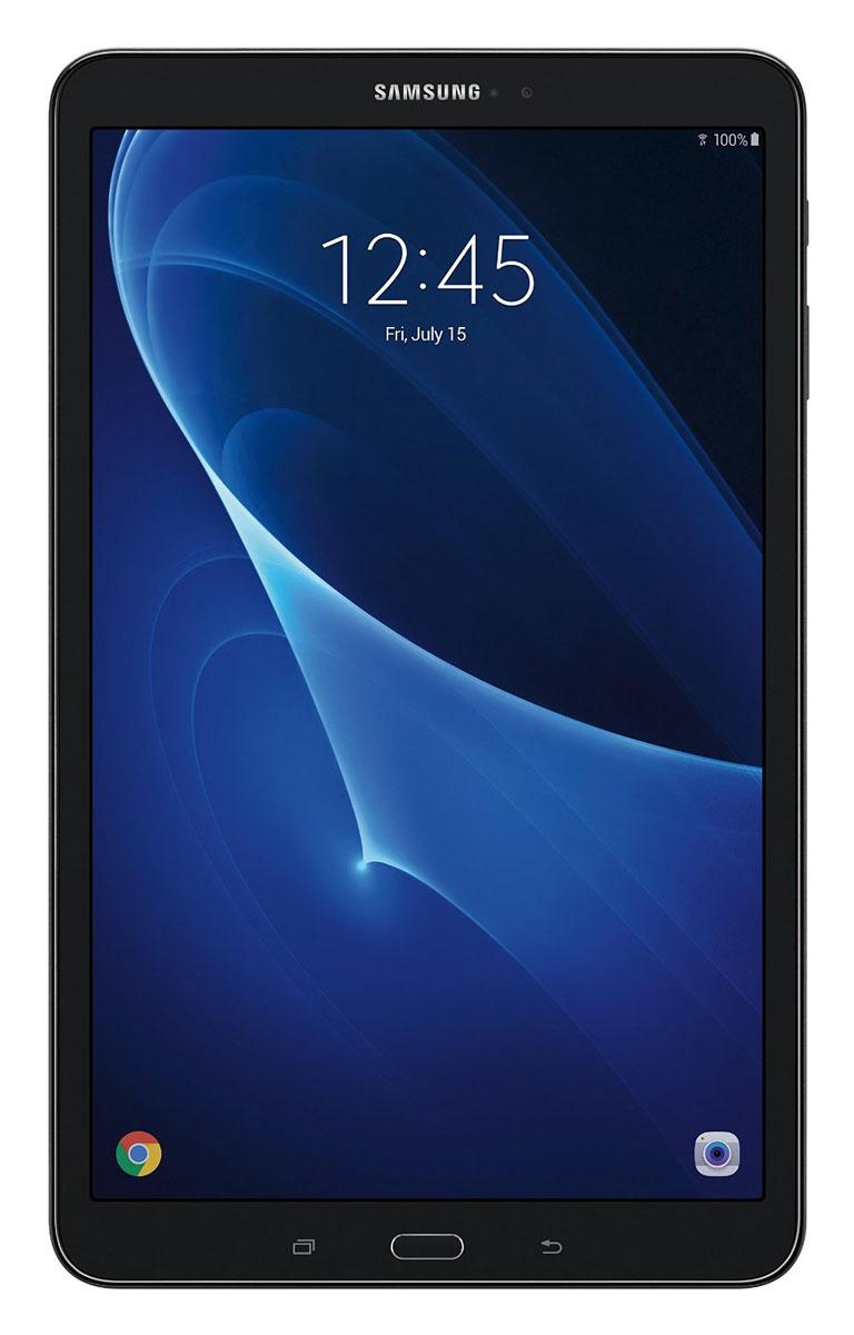 Samsung Galaxy Tab A 10.1 SM-T580, BlackSM-T580NZKASERПланшетный компьютер Samsung Galaxy Tab A 10.1 привлекает своей компактностью в сочетании с производительностью. В тонком корпусе с классическим дизайном уместилась достойная начинка: восьмиядерный процессор Samsung Exynos 7 Octa 7870 с тактовой частотой 1,6 ГГц и 2 ГБ оперативной памяти. За качественное изображение отвечает яркий и сочный 10-дюймовый экран с разрешением 1920x1200. Удобный размер планшета позволяет использовать его с одинаковым комфортом и для чтения книг, и для интернет-серфинга, и для развлечений. Точная автофокусировка помогает основной камере 8 Мпикс справиться со съемкой движущихся предметов и получить четкий снимок. Фронтальная камера 2 Мпикс придет на помощь, если нужно сделать автопортрет. Данная модель одинаково подходит как для взрослых, так и для детей. Встроенный таймер ограничивает время, проведенное ребенком за планшетом, а разнообразный увлекательный и образовательный контент поможет малышу провести время с...