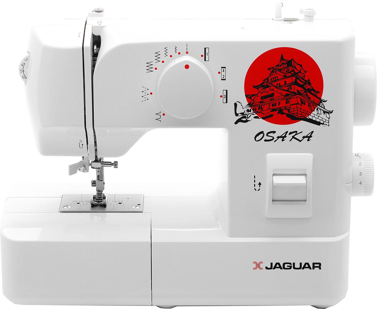 Jaguar Mini 212 швейная машина