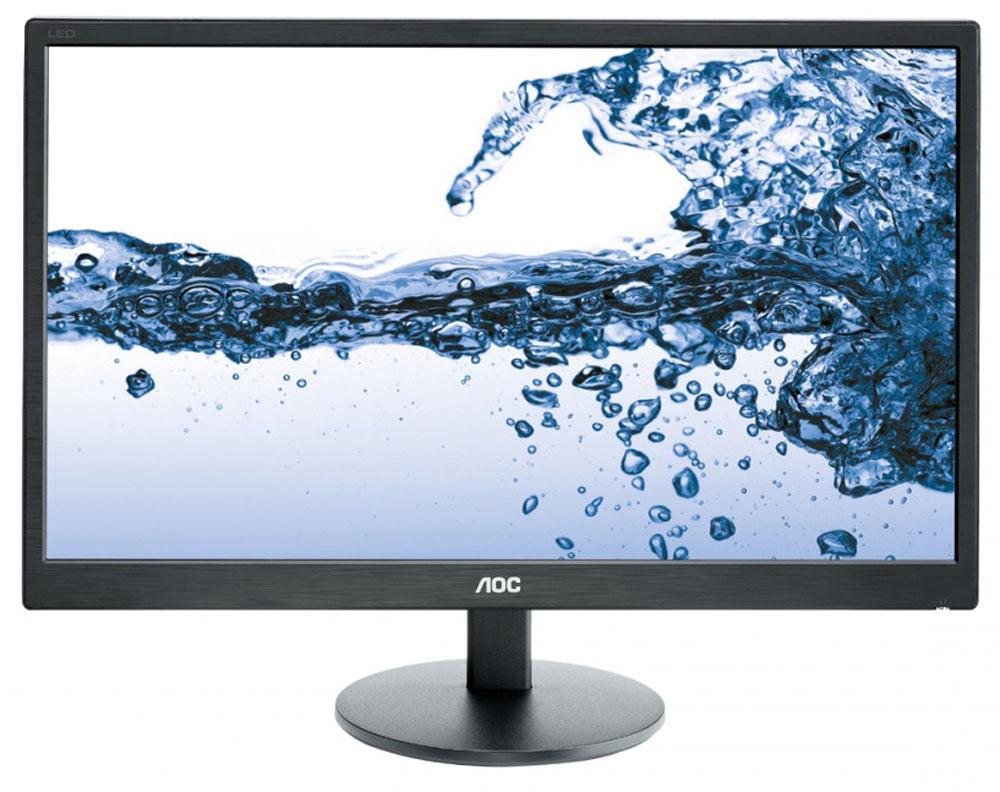 AOC E2270SWDN, Black монитор ( E2270Swdn )