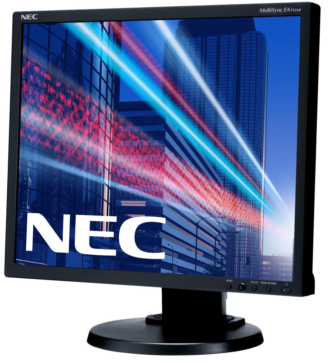 NEC EA193Mi-BK, Black монитор