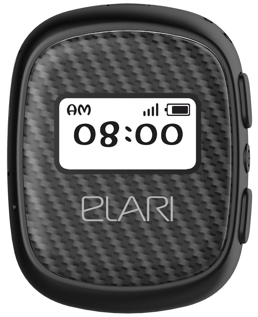 Elari SmarTrack, Black Silver GPS-трекерST-101 BlackElari SmarTrack обеспечивает мониторинг местонахождения людей, животных, транспортных средств или просто вещей, которых вы любите! SmarTrack отправляет координаты местонахождения по средством GPS/LBS и WiFi через бесплатное приложение на один или несколько iOS/Android-устройств. Функции автоответа и прослушивания звука позволит в любое время связаться с ребенком, пожилым человеком, отдать команду собаке идти домой или просто прослушать обстановку вокруг SmarTrack. Полностью дистанционно управляемый через бесплатное приложение SmartRack – это уверенность для вас и безопасность для ваших вещей и близких. ОС : RTOS OS 4 МБ RAM Частоты: 2G:GSM/GPRS:900/1800 Трекинг: GPS/LBS/Wi-Fi APP и сервер - поддержка Google-карт Основные функции: Real-time GPS locating, мониторинг звуков, SOS, геозоны/трекинг по расписанию