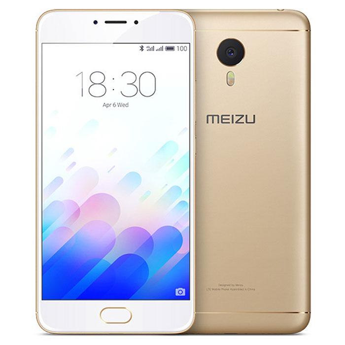 Meizu M3 Note 16GB, GoldL681H-16-GOWHСмартфон Meizu М3 Note обладает превосходным дизайном и изготовлен с использованием высококачественных компонентов. Благодаря корпусу из авиационного алюминиево-магниевого сплава 6000-й серии, в сочетании с современной технологией анодизации, Meizu М3 Note предлагает владельцу испытать незабываемые тактильные ощущения. С невероятной комбинацией 2.5D стекла на передней панели и цельнометаллическим обтекаемым дизайном корпуса сзади, смартфон М3 Note удалось сделать не только восхитительно красивым, но и крайне удобным в использовании. Совершенно новая философия дизайна, с соблюдением концепции полной симметрии, придают внешнему виду устройства легкость и элегантность. Основанный на технологии TSMC НРС+, Helio P10 имеет лучший коэффициент энергоэффективности EER среди всех прочих процессоров MediaTek. Процессор автоматически регулирует частоту CPU и GPU для снижения энергопотребления, при сохранении максимальной производительности, достаточной для...