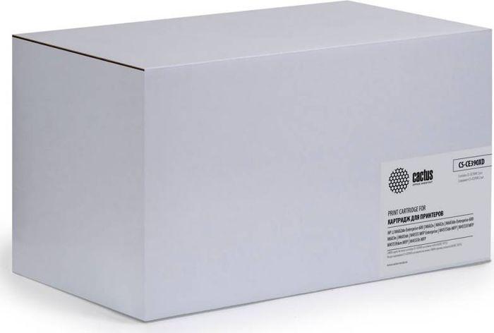 Cactus CS-CE390XD, Black тонер-картридж для HP LJ M4555MFPCS-CE390XDТонер-картридж Cactus CS-CE390XD для лазерных принтеров HP LJ M4555MFP. Расходные материалы Cactus для лазерной печати максимизируют характеристики принтера. Обеспечивают повышенную чёткость чёрного текста и плавность переходов оттенков серого цвета и полутонов, позволяют отображать мельчайшие детали изображения. Гарантируют надежное качество печати. В комплект входит 2 тонер-картриджа.