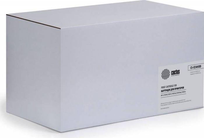 Cactus CS-CE505XD, Black тонер-картридж для HP LJ 2055CS-CE505XDТонер-картридж Cactus CS-CE505XD для лазерных принтеров HP LJ 2055. Расходные материалы Cactus для лазерной печати максимизируют характеристики принтера. Обеспечивают повышенную чёткость чёрного текста и плавность переходов оттенков серого цвета и полутонов, позволяют отображать мельчайшие детали изображения. Гарантируют надежное качество печати. В комплект входит 2 тонер-картриджа.
