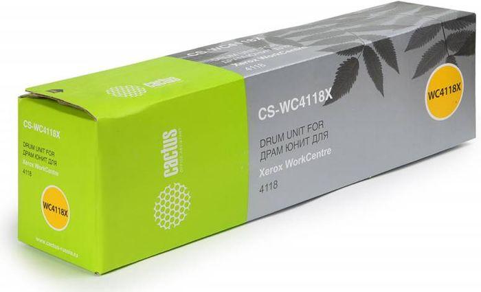 Cactus CS-WC4118X 113R00671 фотобарабан для Xerox WC 4118/M20/C20 /Drum UnitCS-WC4118XТонер-картридж Cactus CS-WC4118X 113R00671 для лазерных принтеров Xerox. Расходные материалы Cactus для лазерной печати максимизируют характеристики принтера. Обеспечивают повышенную чёткость чёрного текста и плавность переходов оттенков серого цвета и полутонов, позволяют отображать мельчайшие детали изображения. Гарантируют надежное качество печати.