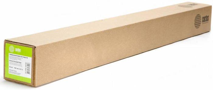 Cactus CS-LFP80-1067457E/80г/м2 бумага для широкоформатной печати (45,7 м)CS-LFP80-1067457EБумага Cactus CS-LFP80-1067457E для широкоформатной печати на струйных устройствах. Рулон ширина: 1067 мм Рулон длина: 45.7 м