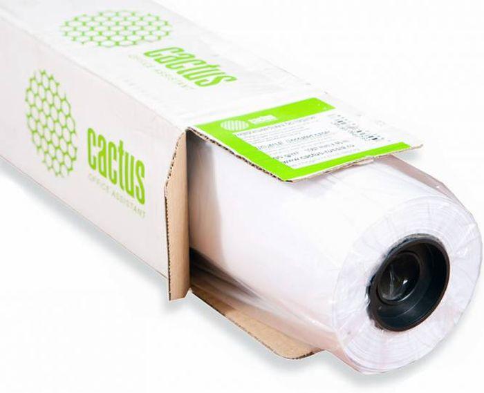 Cactus CS-PC140-106730 42(A0+)/1067мм/140г/м2 бумага для широкоформатной печати (30 м)CS-PC140-106730Универсальная бумага с покрытием Cactus CS-PC140-106730 для широкоформатной печати. Ширина рулона: 1067 мм Длина рулона: 30 м Втулка: 50,8 мм (2)