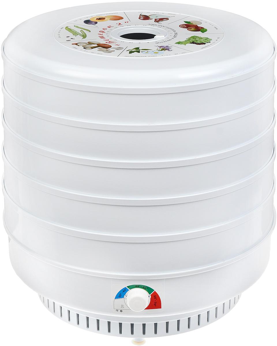 Ветерок-2 У, White сушилка для овощей и фруктов