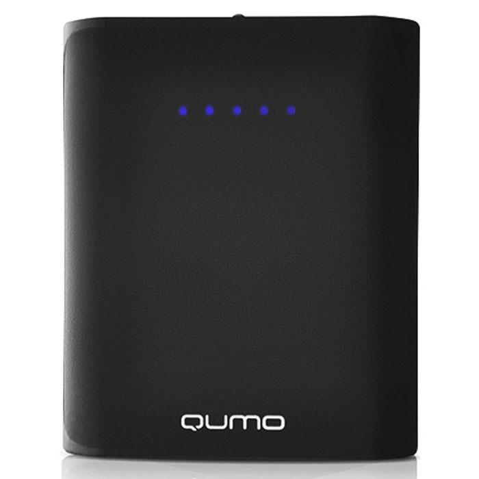 QUMO PowerAid 6600, Black внешний аккумулятор