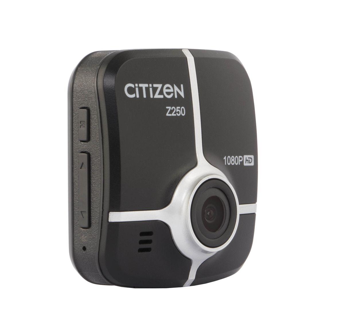 CiTiZeN Z250, Black автомобильный видеорегистратор
