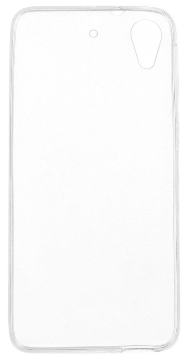 Red Line iBox Crystal чехол для HTC Desire 626G, ClearУТ000007303Практичный и тонкий силиконовый чехол Red Line iBox Crystal для HTC Desire 626G защищает телефон от царапин, ударов и других повреждений. Чехол изготовлен из высококачественного материала, плотно облегает смартфон и имеет все необходимые технологические отверстия, соответствующие модели телефона. Силиконовый чехол iBox Crystal долгое время сохраняет свою первоначальную форму и не растягивается на смартфоне.