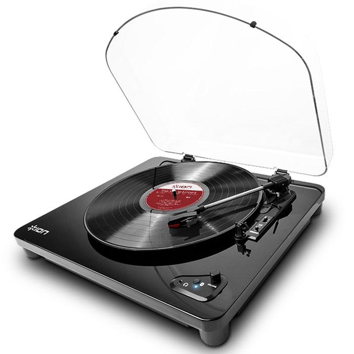 ION Audio Air LP, Black виниловый проигрыватель